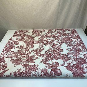 2 Waverly Floral Toile  Queen Shams
